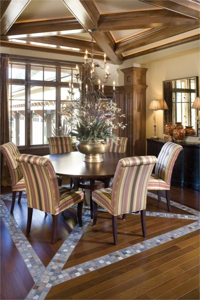 Plan 8291 - Dining Room