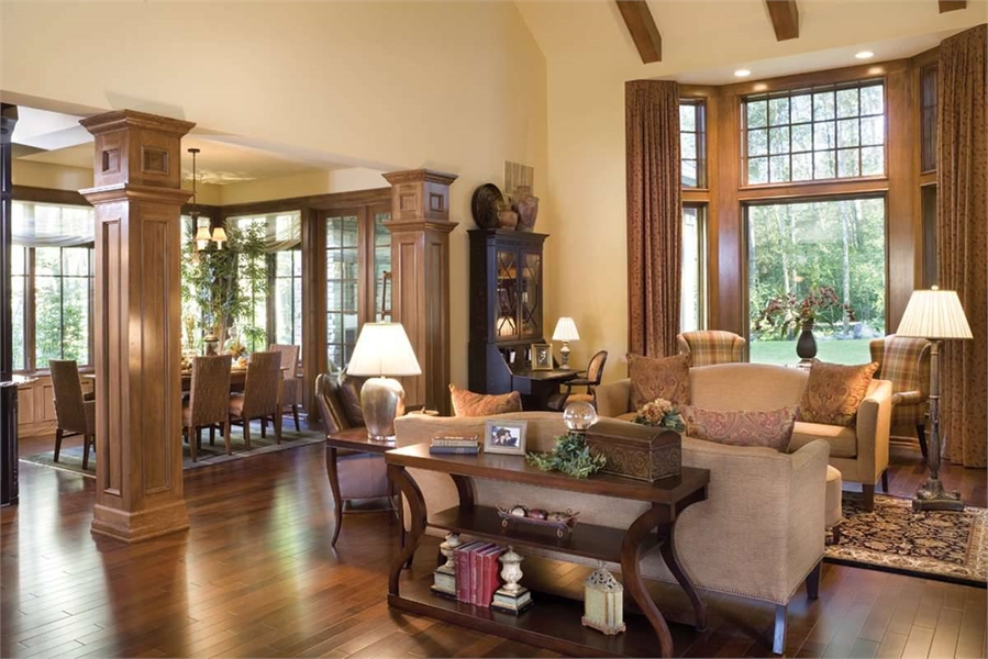 Plan 8291 - Great Room