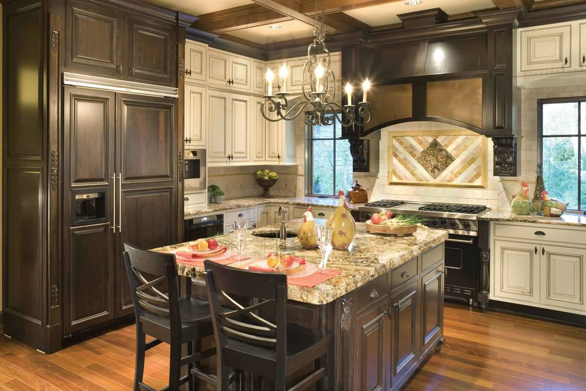 Plan 8291 - Kitchen