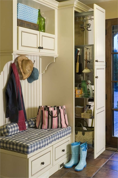 Plan 8292 - Mudroom