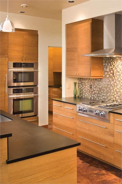 Plan 8301 - Kitchen