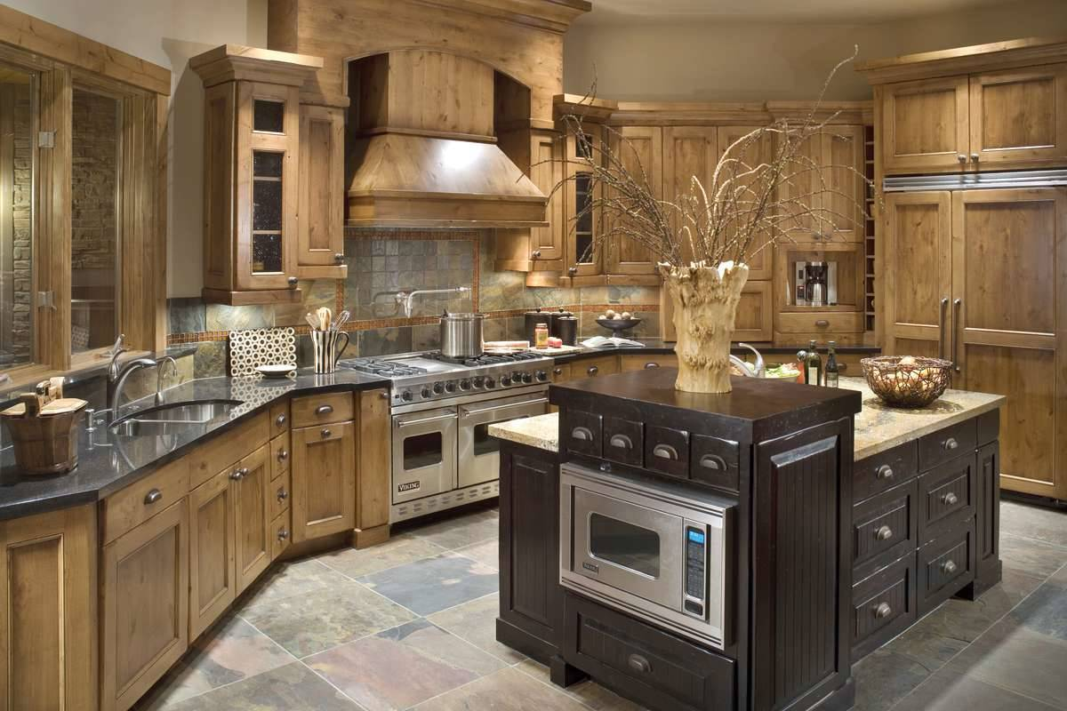 Plan 8320 - Kitchen