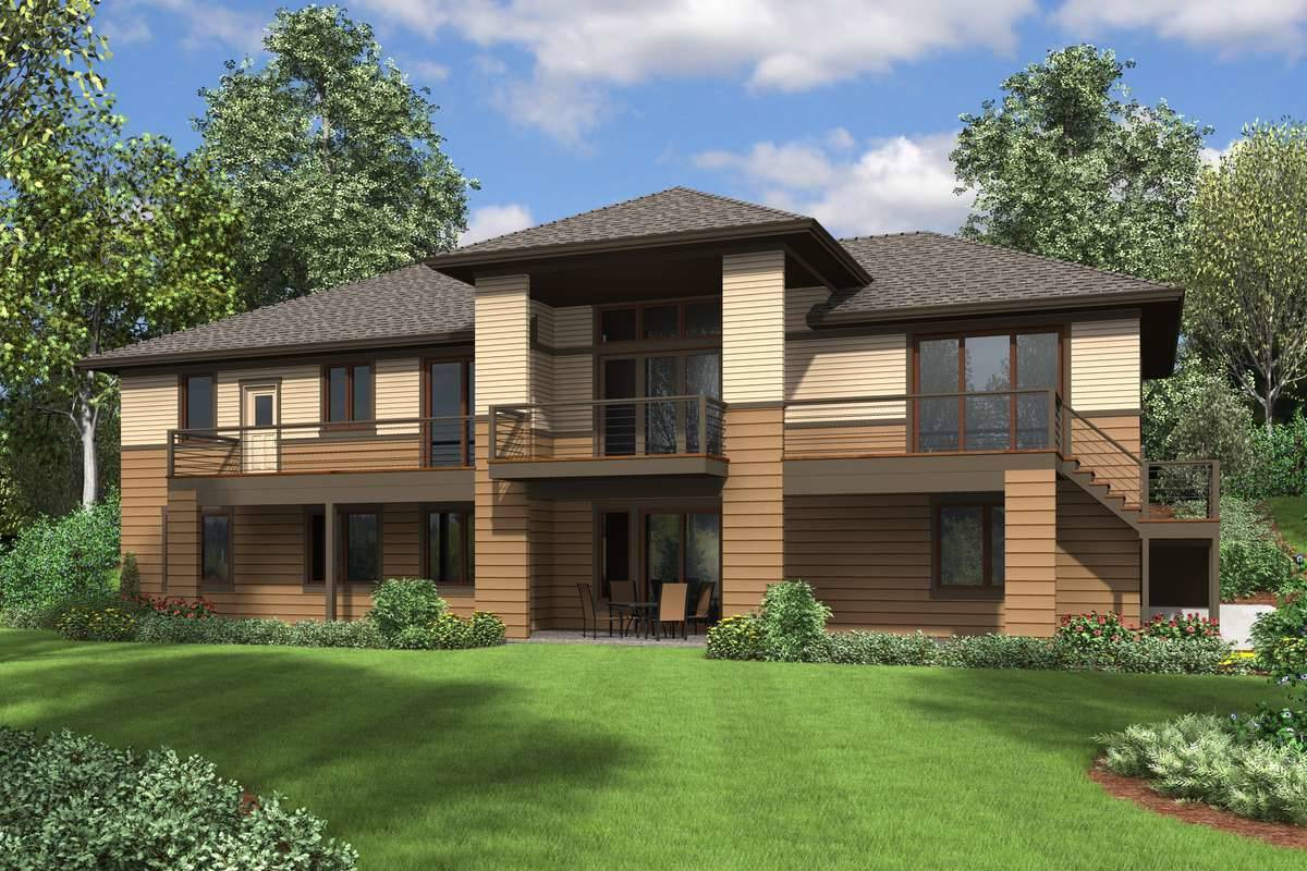Plan 9448 - Rear Rendering