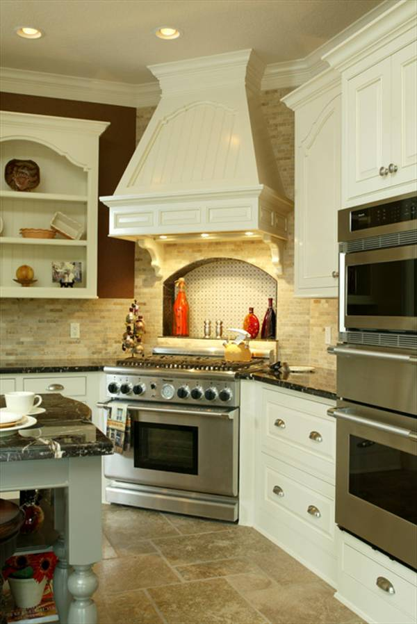Youll find great cabinetry used throughout this design.
