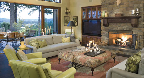 For Example The Terrebonne House Plan Incorporates Three Fireplaces In Its  Design To Ensure Maximum Efficiency And Added Warmth And Ambience.
