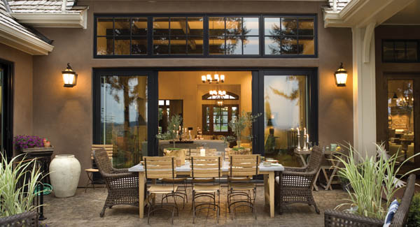 The House Designers Blog » outdoor living space