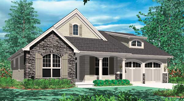 House Plan 2432: Hollis on adobe house 2500 square foot, narrow lot house plans, 3 2 house plans 2000 sq foot,