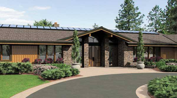Keswick 6774 - 5 Bedrooms and 5 Baths   The House Designers