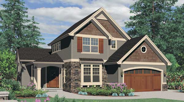 Melrose 5156 3 Bedrooms And 2 Baths The House Designers
