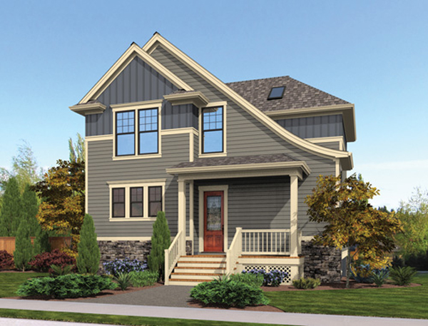 Southwick 4188 4 bedrooms and 3 baths the house designers for Eplans com reviews