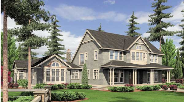 2 story cape cod house plans house design plans for Single story cape cod house plans