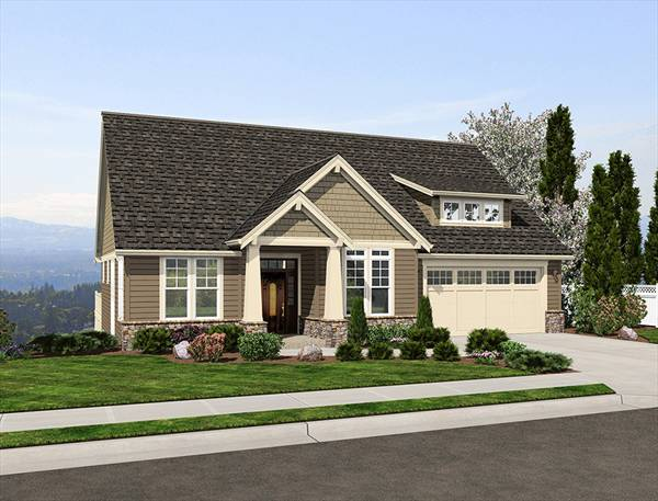 Carmel 1887 3 Bedrooms And 2 Baths The House Designers