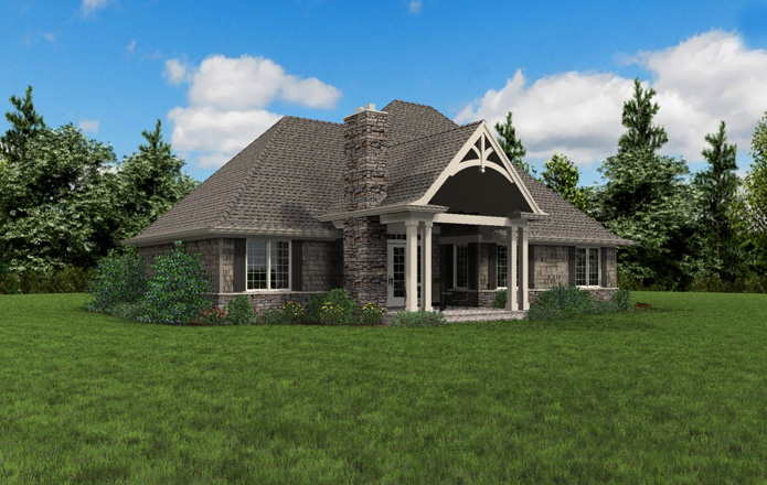Image Result For House Plan The Ripley
