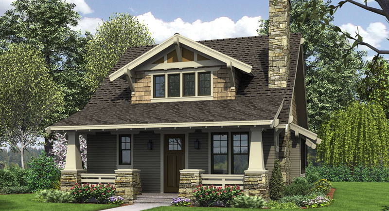 Marvelous Bungalow House Plans Images