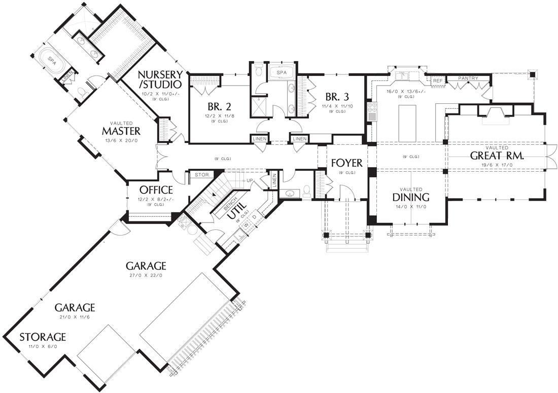 Auburn 6999 - 3 Bedrooms And 2 Baths