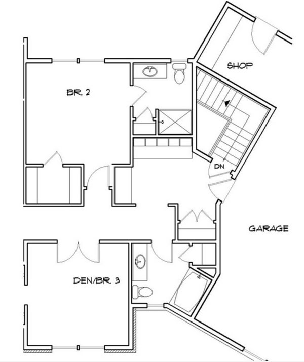Ordinaire Basement Stair Location