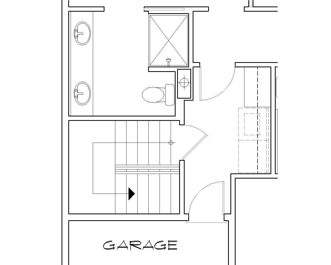 Whately 5259 3 Bedrooms And 2 5 Baths The House Designers