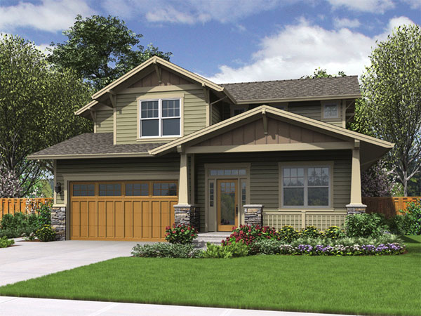 Brentwood 6399 3 bedrooms and 2 baths the house designers for Brentwood house plan