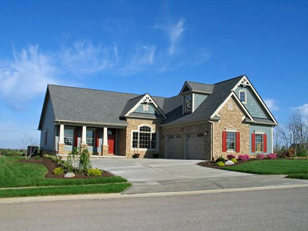 The Aberdeen 6923 - 3 Bedrooms And 2 Baths