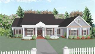 image of The Oconee House Plan