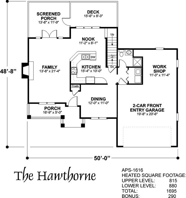 The Hawthorne 6238 3 Bedrooms And 3 5 Baths The House