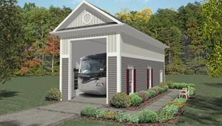 Garage Plans Loft Designs Garage Apartment Plans for Cars RVs