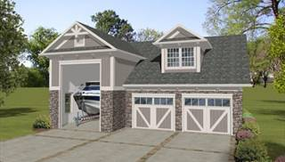 Image Of Boat RV Garage Office House Plan