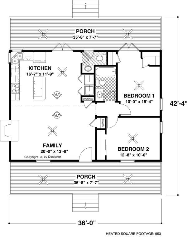 The Mountain Retreat 6746 2 Bedrooms And 1 Bath The