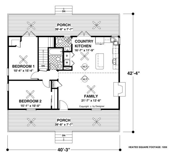 Home plans design basement floor garage home mountain plan House plans with garage in basement