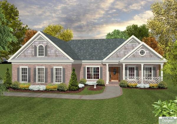 The rosewood 8432 3 bedrooms and 2 5 baths the house for Rosewood house plan
