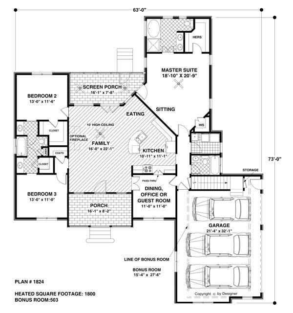 exceptional shouse plans #3: Delightful Shouse Plans #2: Floorplan