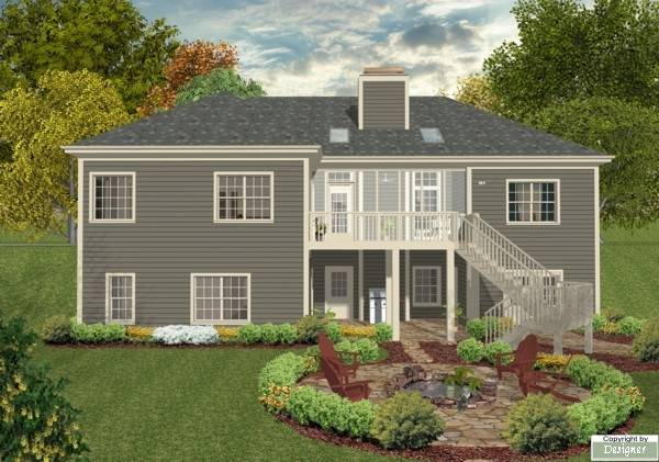 The Staunton 8439 3 Bedrooms And 2 5 Baths The House