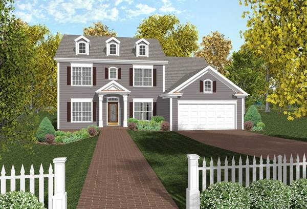 The williamsburg 6471 4 bedrooms and 3 5 baths the for Williamsburg home plans