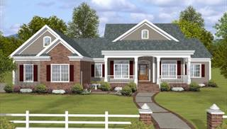ranch house plans easy to customize from thehousedesigners com rh thehousedesigners com Ranch House Plans with Walkout Basement Ranch Style House Plans with Basements
