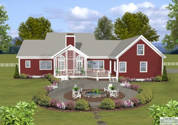 Front Elevation Of House Photo : The charleston carriage bedrooms and baths