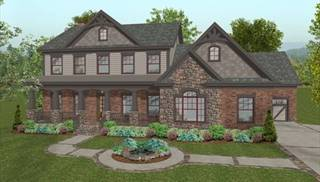 image of The Habersham House Plan