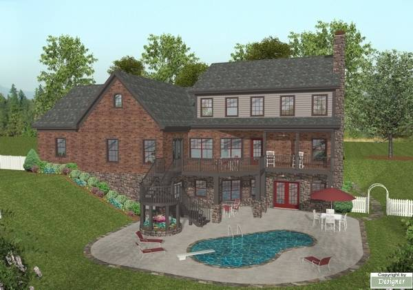 Habersham house designs