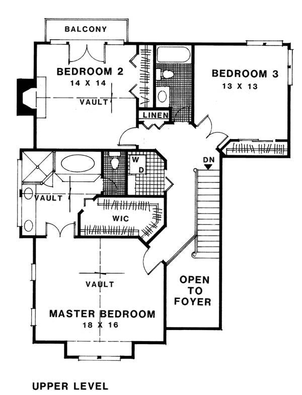 The ansley 6326 5 bedrooms and 4 5 baths the house for The ansley floor plan
