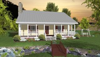 image of The Mountain Brook House Plan