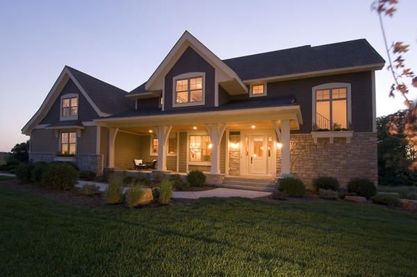 he exciting open floorplan is highly functional for entertaining as well as day-to-day living.