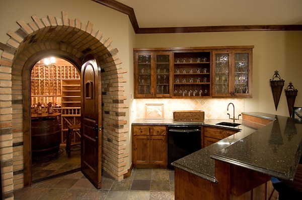 Basement Basement Bar Designs