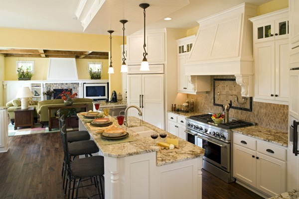 Dream Kitchen House Plans The Designers