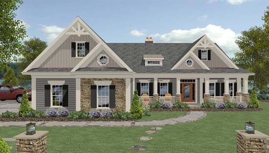 image of Meridian Bay House Plan