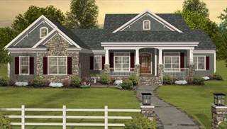 image of the long meadow house plan - House Plans With Basement