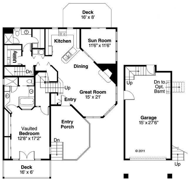 Winchester Home Construction Plans