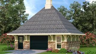 Stand Alone Garage Designs : Garage plans and detached garage plans with loft or apartment
