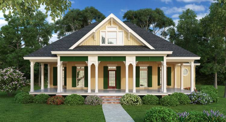 White oaks 1838 5573 3 bedrooms and 2 baths the house for Thehousedesigners com home plans