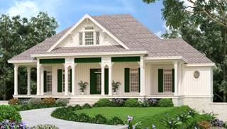 image of White Oak - 2710 House Plan