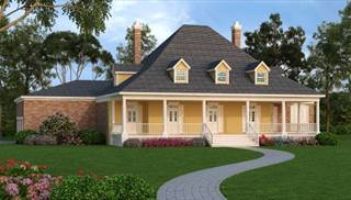 image of Twin Oaks 4005 House Plan