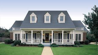 Two Story House Plans Amp Small 2 Story Designs By Thd